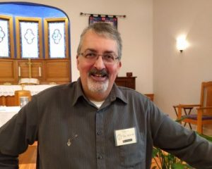 Pastor Tim Devine St Paul UCC Seattle